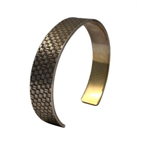 Laser Textured Jewellery